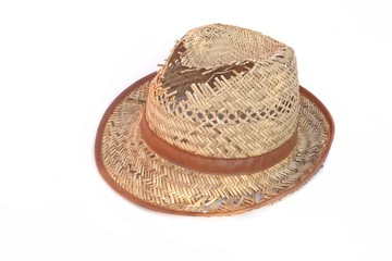 Leaky Straw Hat
