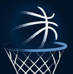 Basketball, vector