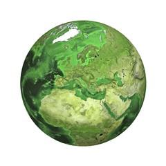 Earth. Europe