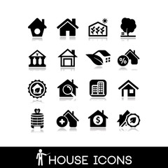 Icons house