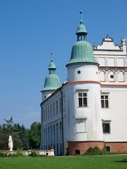 Castle at Baranów Sandomierski, Poland
