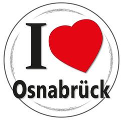 I love Osnabrück