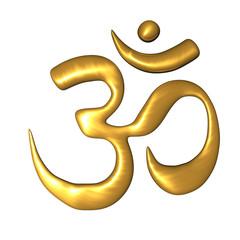 Hinduismus-Symbol
