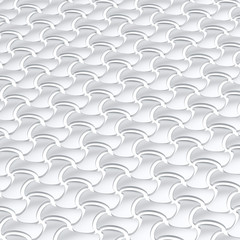 Surface made of multiple tiles