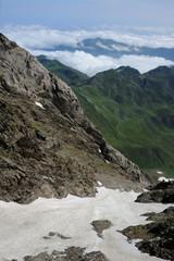 Hautes Pyrénées , en haut du Pic Du Midi de Bigorre 2