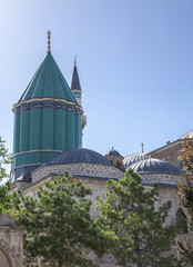 yeşil minare