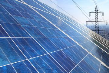 Solaranlage Stromnetz