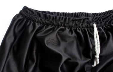Black polyester nylon black football sportswear