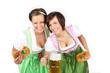 Brezel und Bier