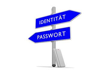 Passwort >>> Identität / Konzept Sicherheit