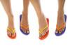 Summer feet with flip flops - 68736864