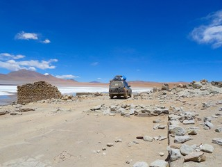 Bolivia on the Road...