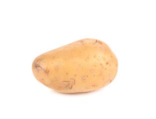 Ripe potato.