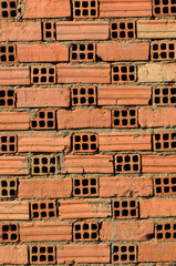 Brickwall detail