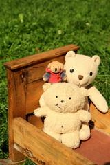 fellowship of teddy bears