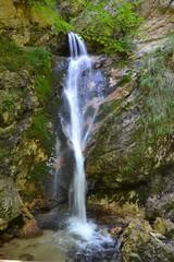Cascata alla Camosciara - Abruzzo