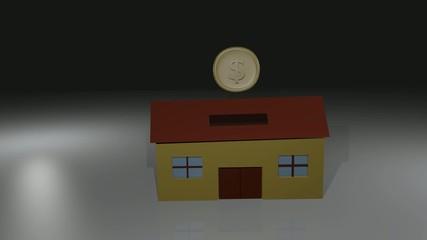 Saving money home