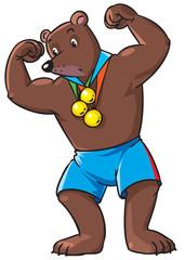 Bear-winner