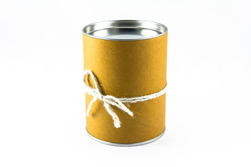 canned isolated