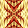 canvas print picture - Fractal Background