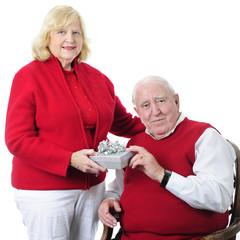 Gift-Sharing Seniors