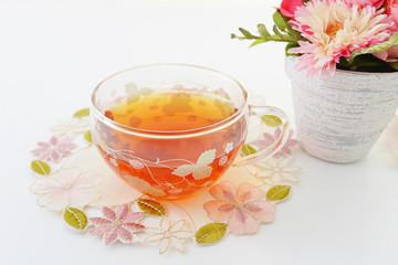 温かい紅茶