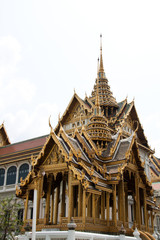 Throne Hall at The Grand Palace - Bangkok