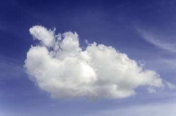 Cumulus Cirrus Clouds