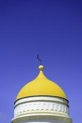New Grand Mosque Dome