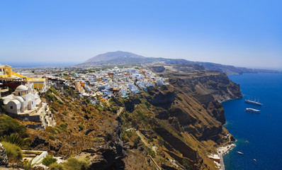 Santorini View - Greece