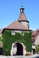 Leutershausen, Unteres Tor