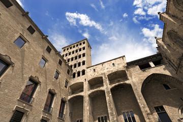 Palau Reial Major - Barcelona Spain