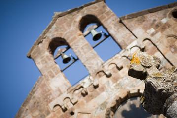 Sardina.Romanesque Bell tower