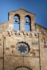 Sardinia.Church Facade