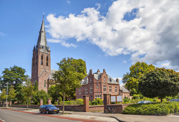Church of Saint Lambert in Eindhoven