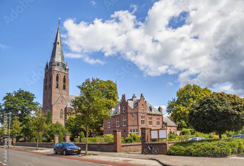 Church of Saint Lambert in Eindhoven