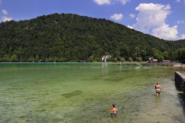 lac de Strobl (Autriche)