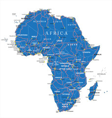 Africa road map