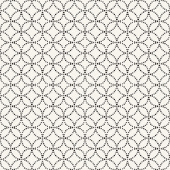 Vector seamless pattern. Modern stylish texture. Repeating