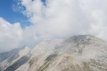 The Pirin Mountains