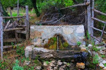 doğal kaynak suyu
