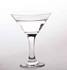 glass of martini