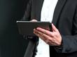 canvas print picture - Tablet PC