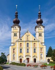 Maria Loreto in St. Andrae /Kaernten /Österreich