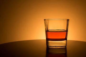 Drink on sunrise