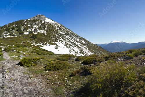 Montón de Trigo. Sierra de Guadarrama