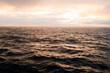 canvas print picture - stürmische Küste
