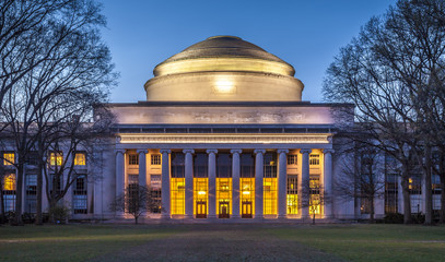 The Massachusetts Institute of Technology in the USA.