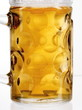 canvas print picture - beer glass stein