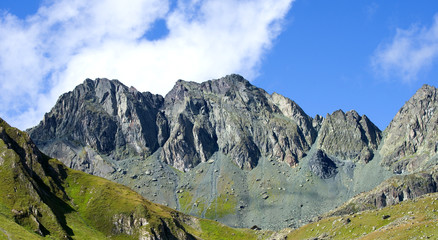 Bürkelkopf - Samnaungruppe - Alpen